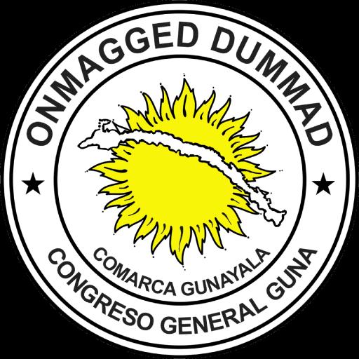 Congreso General Guna logo