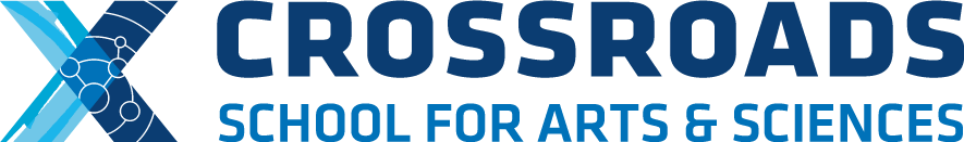 CrossRoads School for Arts and Science logo