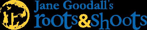 Jane Goodall's Roots & Shoots logo